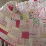 Patchwork Quilt Reversible..